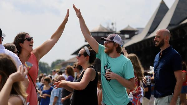 SLIDESHOW: Scenes From 2021 Whitney Day at Saratoga