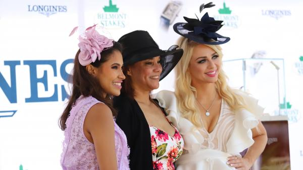Great Racing, Glorious Weather Welcome Fans Back to the Belmont Stakes