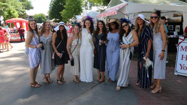Saratoga Slideshow: A Wonderful Whitney Stakes Day