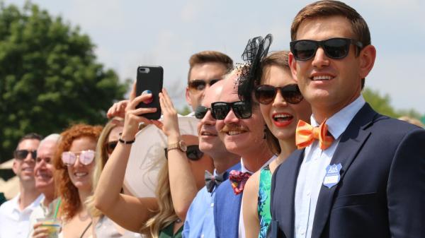 SLIDESHOW: Magical Million Day at Arlington