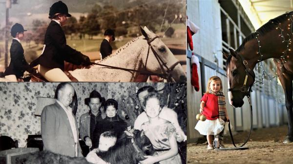 The Incomparable Magic of a Christmas Pony