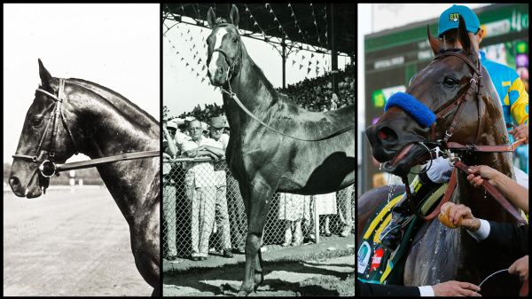 SLIDESHOW: U.S. Triple Crown Winners from Sir Barton to American Pharoah