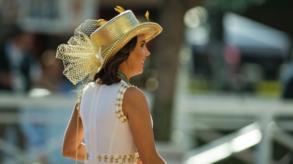 SLIDESHOW: Celebrating Hats at the Races