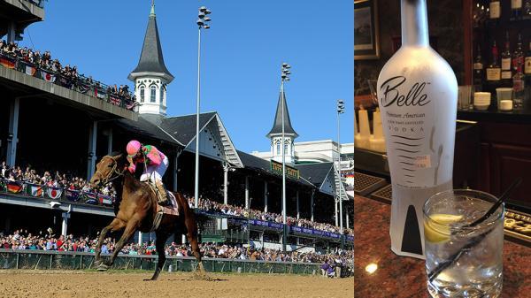 Belle Vodka S Victory Drink Of The Month For October
