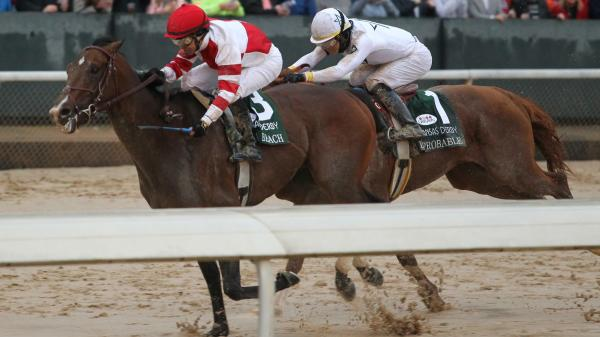 2019 Kentucky Derby Data How Fast The Contenders Finished