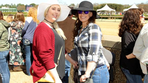 SLIDESHOW: A Festive Rebel Stakes Day at Oaklawn