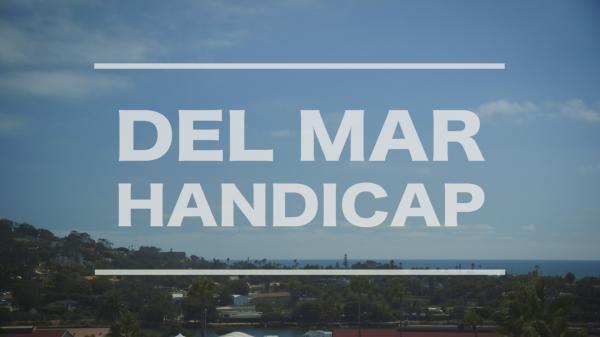 Ashleyluvssugar Thrills in Del Mar Handicap