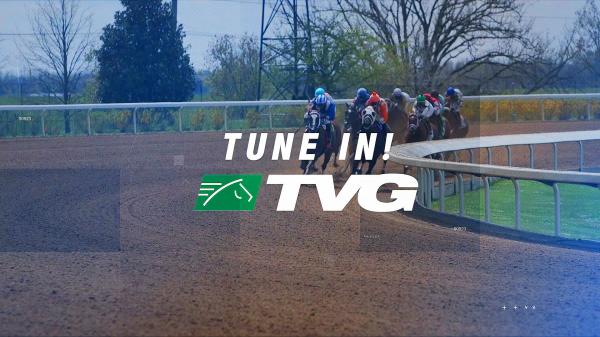 Watch and Wager on Horse Racing All Weekend Long on TVG