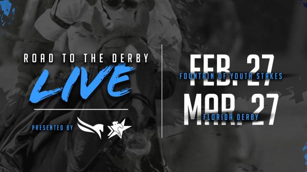 Road to the Derby Live!: Get Ready for 2021 Florida Derby