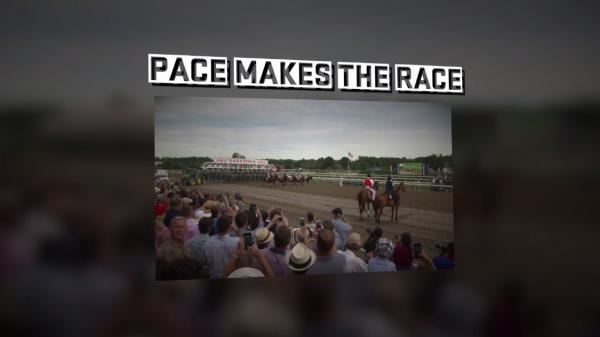 #TheAction: Pace Makes the Race