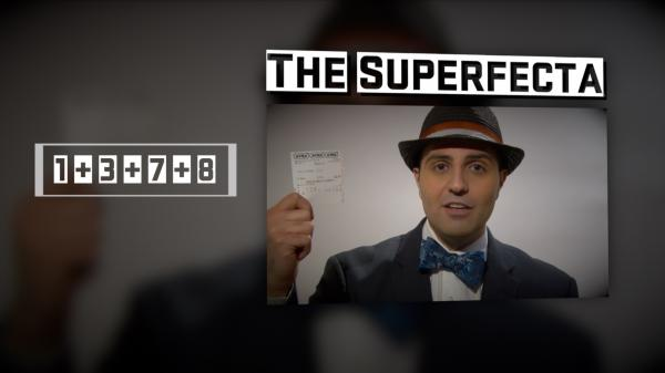 #TheAction: The Superfecta Bet