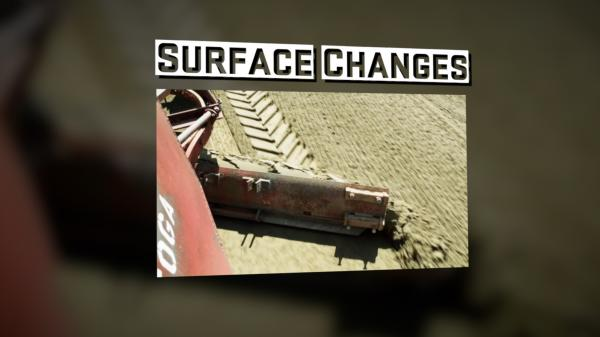 #TheAction: The Surface Change