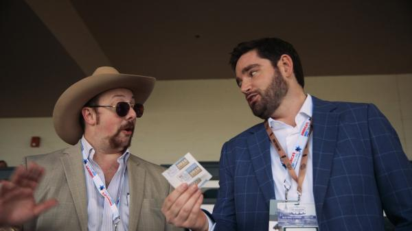 Clash for Cash, Breeders' Cup Edition: Race 4