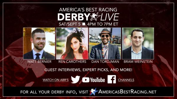 Watch ABR's Kentucky Derby Live Streaming Show Saturday!