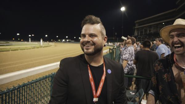Picture Perfect Racing at Stephen Foster Night