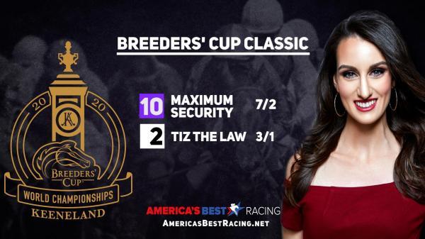 Megan Devine's Breeders' Cup Classic Exacta