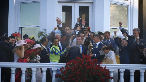 Always Dreaming: On to the Preakness