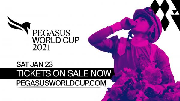 Don't Miss the $3 million Pegasus World Cup on Jan. 23