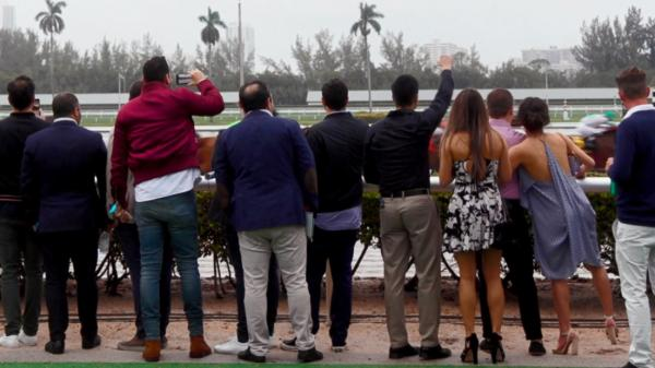 A Torrent of Thrills at Pegasus World Cup