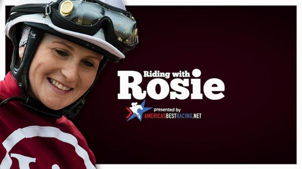 Riding With Rosie: Prepping for Big-Show Atmosphere