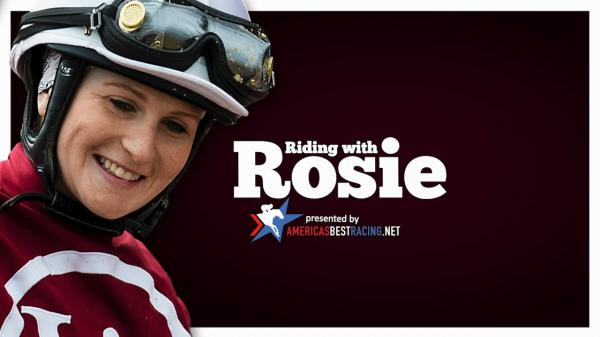 Riding with Rosie: Sanimo on the Cross-Country Course