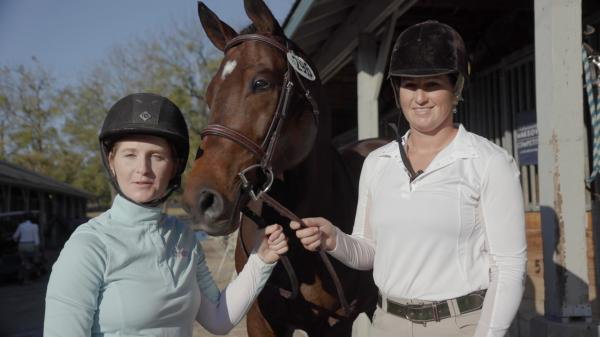 Riding with Rosie: Makeover Day Arrives for My Man Sam