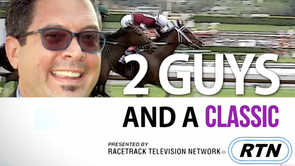 2 Guys and a Classic: Breeders' Cup Classic