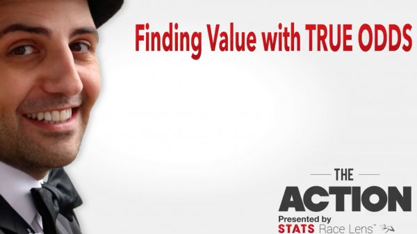 #TheAction: Finding Value with True Odds on STATS Race Lens