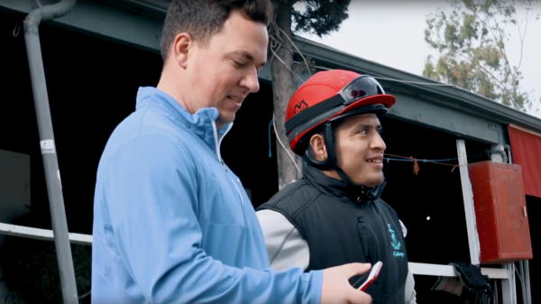 I Am Horse Racing: Matt Nakatani