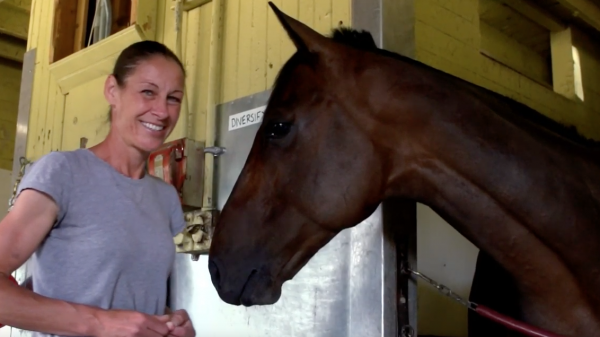 I Am Horse Racing: Melissa Cohen