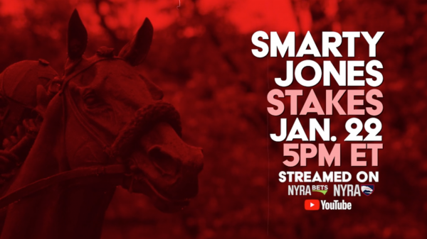 Watch the Smarty Jones Stakes on Jan. 22!