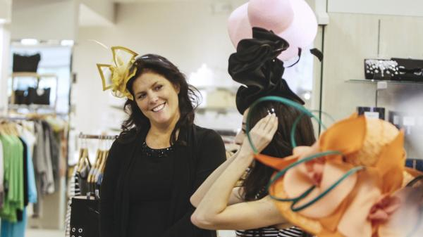 Derby Style and Sophistication With Milliner Christine A. Moore