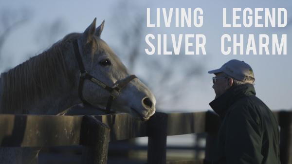 Living Legend Silver Charm