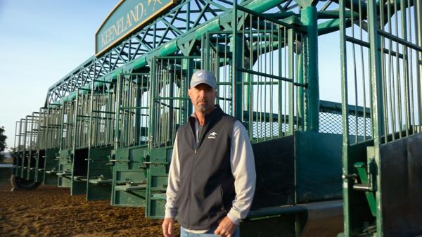 View From the Starting Gate with Keeneland's Scott Jordan