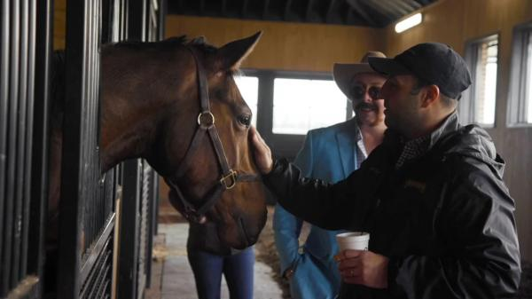 The Odds Couple Visits Horse Country: Blackwood Stables, Part 1