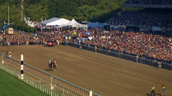 Allure of Horse Racing