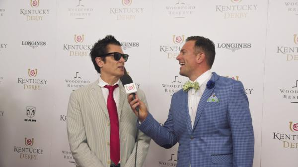 Kentucky Derby Red Carpet Ride with Nick Ferrara