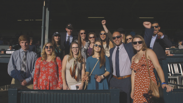 An Afternoon at Keeneland with Nexus Racing Club