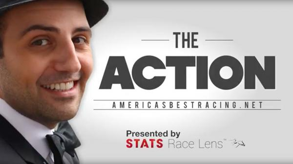 #TheAction: Speed Figures