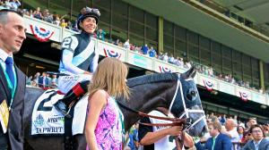 Belmont Stakes Diaries: Tapwrit Tops a Spectacular Belmont Day
