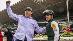 Mick Ruis Describes Bolt d'Oro's Maturation, Chats Derby Trail