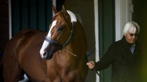 Unbeaten Justify on Precipice of Lofty Spot in Horse Racing History