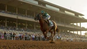 Accelerate Rolls to Record-Setting TVG Pacific Classic Romp
