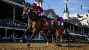 2021 Kentucky Oaks at a Glance