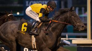 Hall of Famers Smith, Hollendorfer Team to Win Sham with Gunmetal Gray