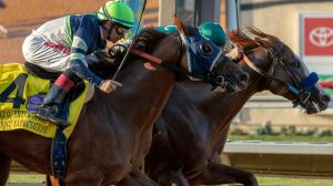 Catalina Cruiser Holds Off Giant Expectations to Repeat in Pat O'Brien