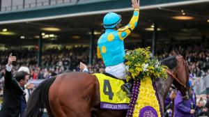 Thank You, American Pharoah