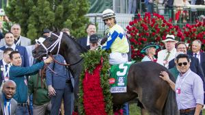 Always Dreaming (2017) is the most recent horse with the first initial of A to have won the Kentucky Derby.