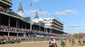 Saturday's Iroquois Stakes is  held at the same track and distance as this year's Sentient Jet Breeders' Cup Juvenile.