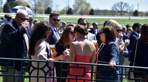 Blue Grass Stakes Diaries: Fun, Fashion and a Surprising Upset